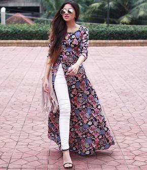 Look fashionable and stylish