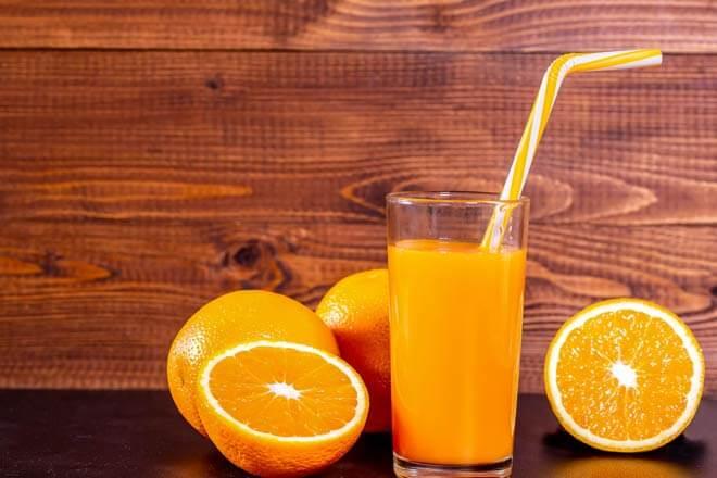 orange is vitamin c rich fruit