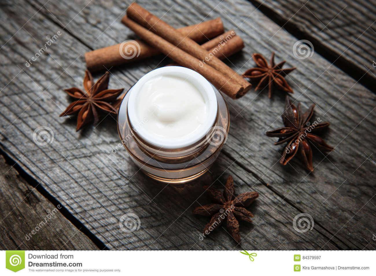 seasoned cream