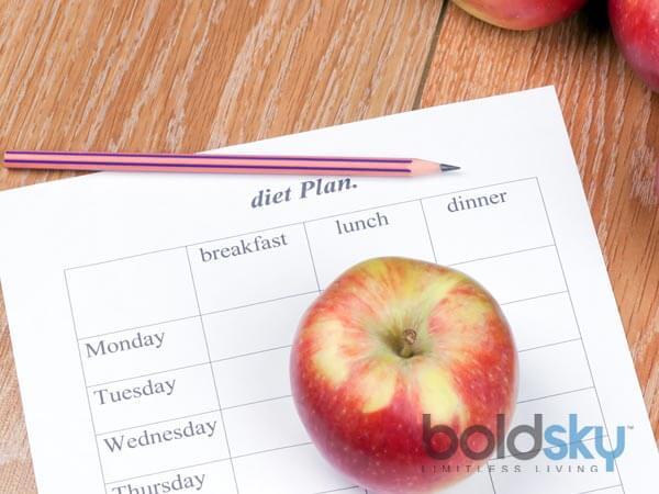 immunity diet plan