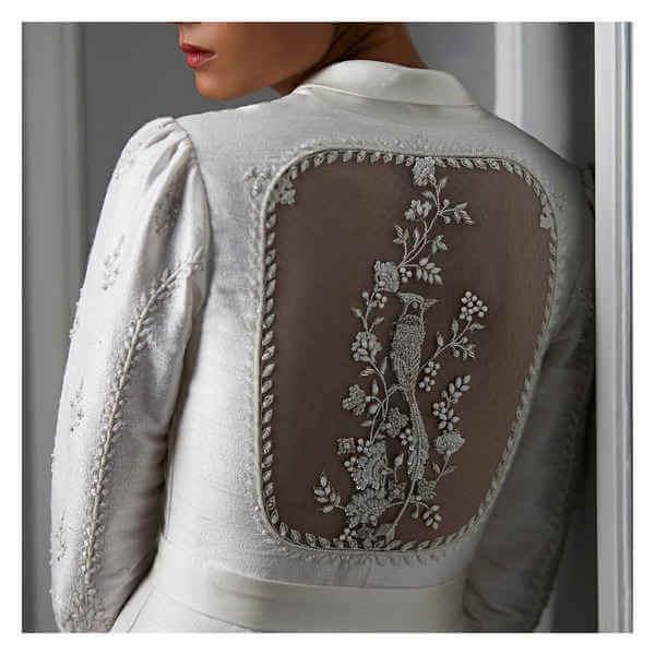 Designer blouses for celebrations