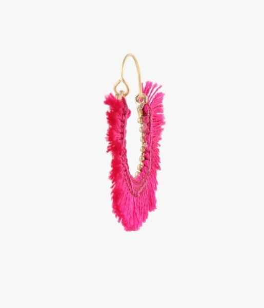 Look brighter with trendy ear rings