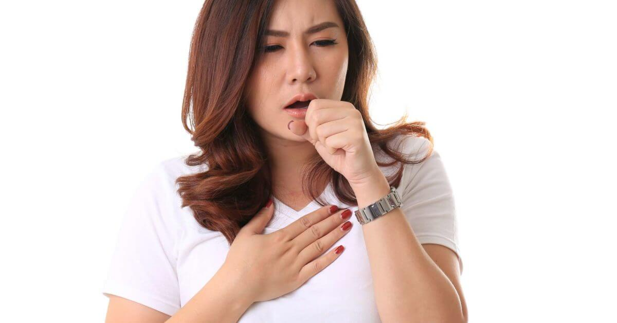 Relief cough