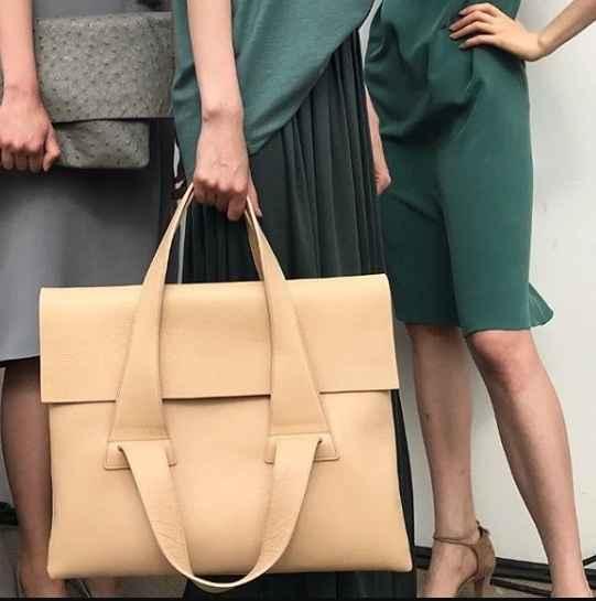 shiny handbags