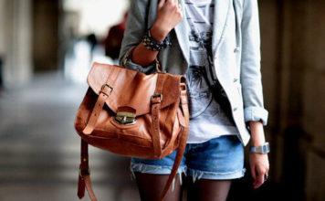 Trendy hand bags