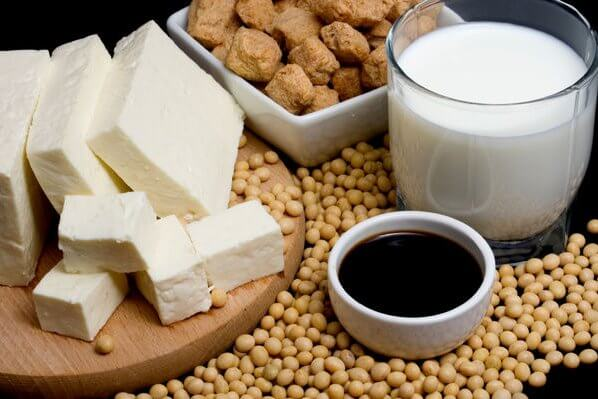 Soy products may affect fertility health