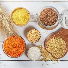 cereals or millets