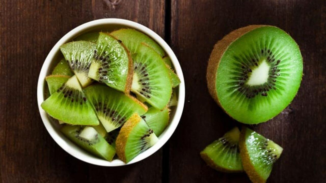 nutrirtional value of kiwi fruit