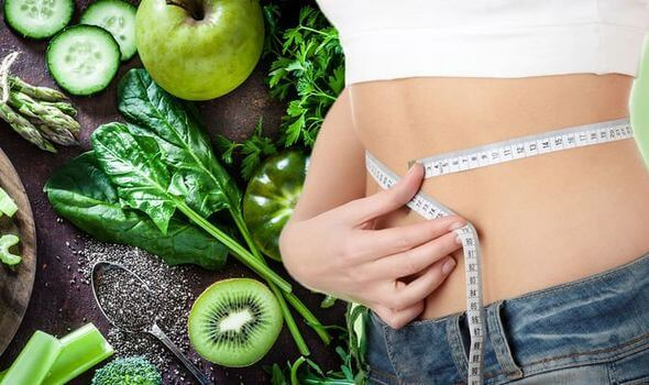 Kiwi fruit on weight loss