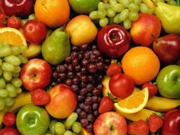 Opt for healthy snacks