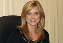 American actress Courtney Thorne-Smith