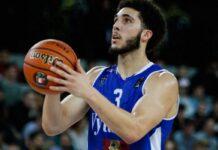 Basket ball player LiAngelo Ball career