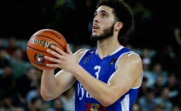 Basket ball player LiAngelo Ball career