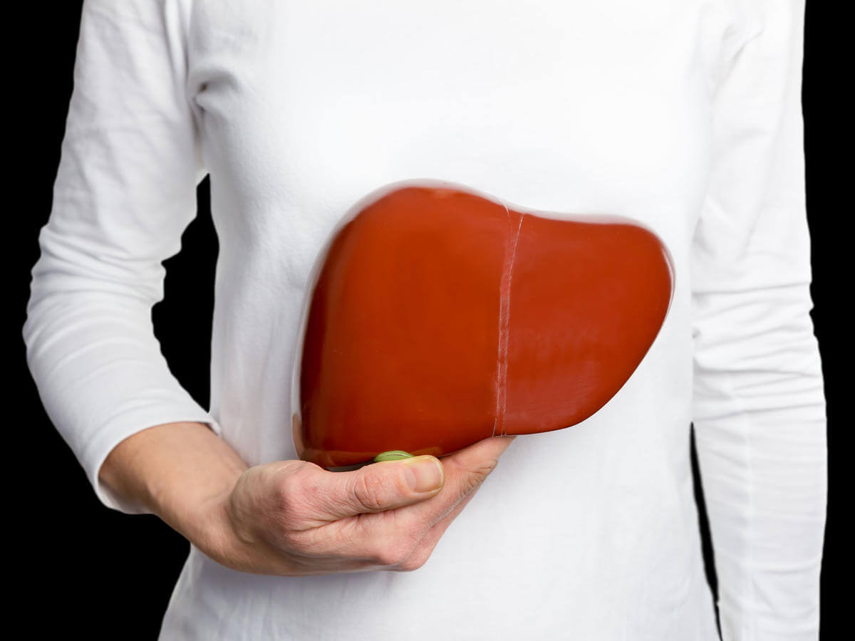 diet for healthy liver