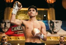 Ryan Garcia professional career
