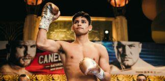 Ryan Garcia professional career