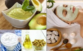Natural beauty tips from kitchen