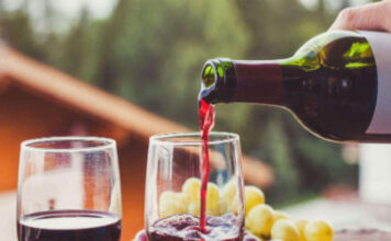 health benefits of drinking red wine for women