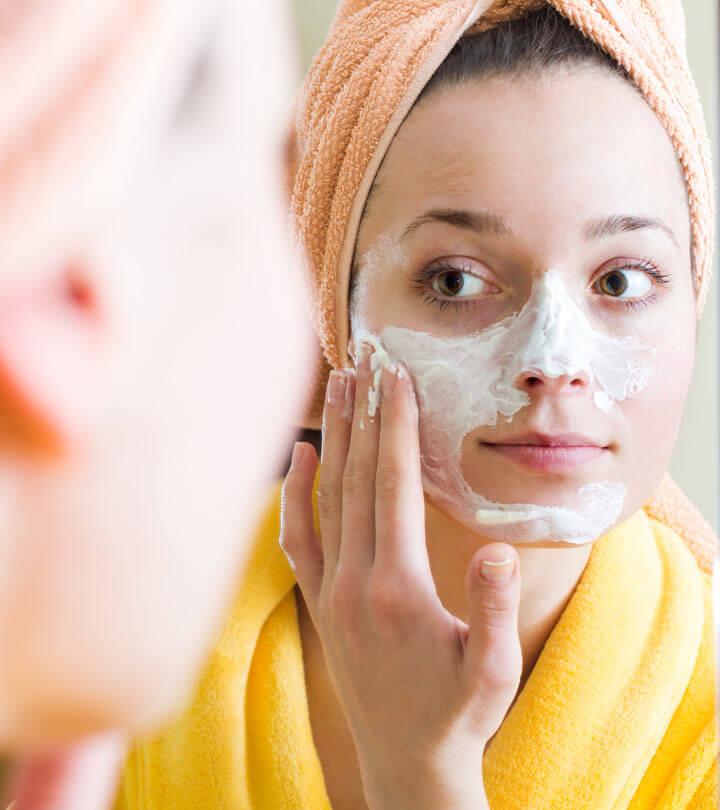 face packs for anti ageing