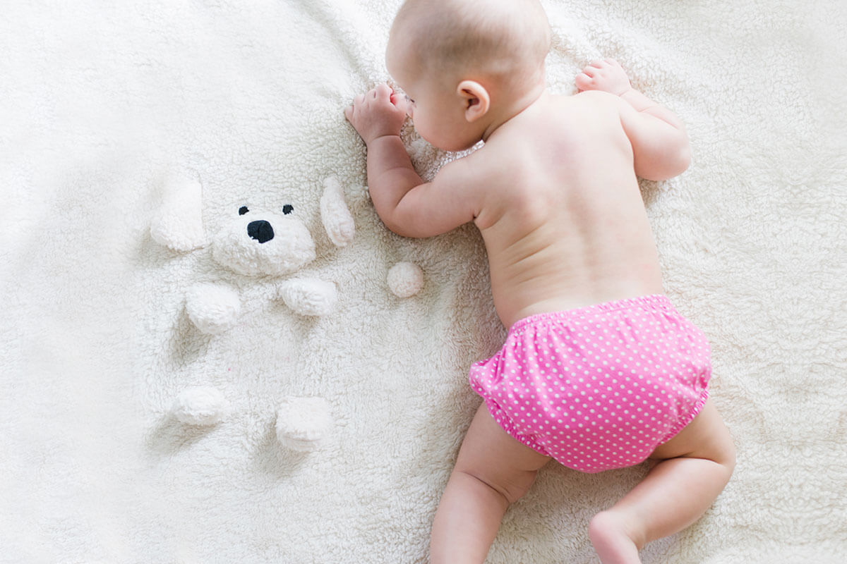 avoid diapers for babies