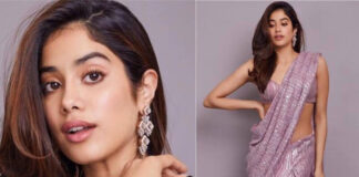 Janhvi Kapoor's saree collection