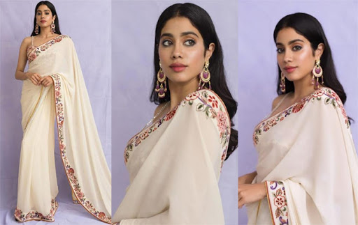New sarees of Janhvi Kapoor