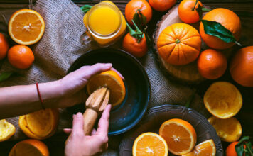 Vitamin C on the Prevention of Skin Aging